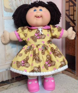 Cindy Brown 50s Vintage Dress pattern