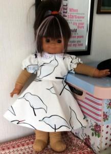 Vintage Dress Frances