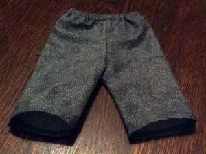 Nellie Sport Shorts pattern