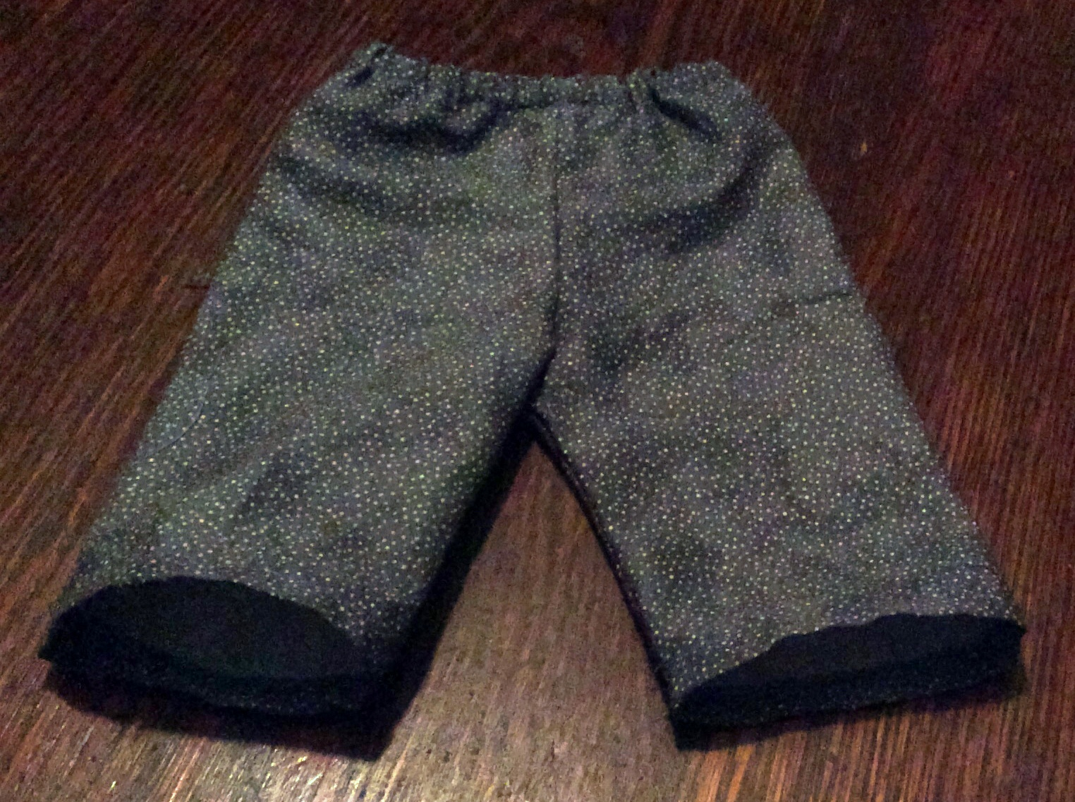 Nellie Sport Shorts pattern