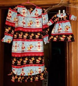 Sue Eves Winter Nightie pattern