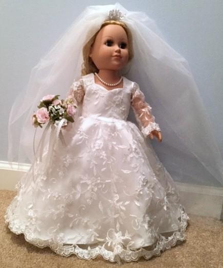 Nancy Logan Wedding Dress pattern front