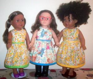 Sandy summer dress patterns