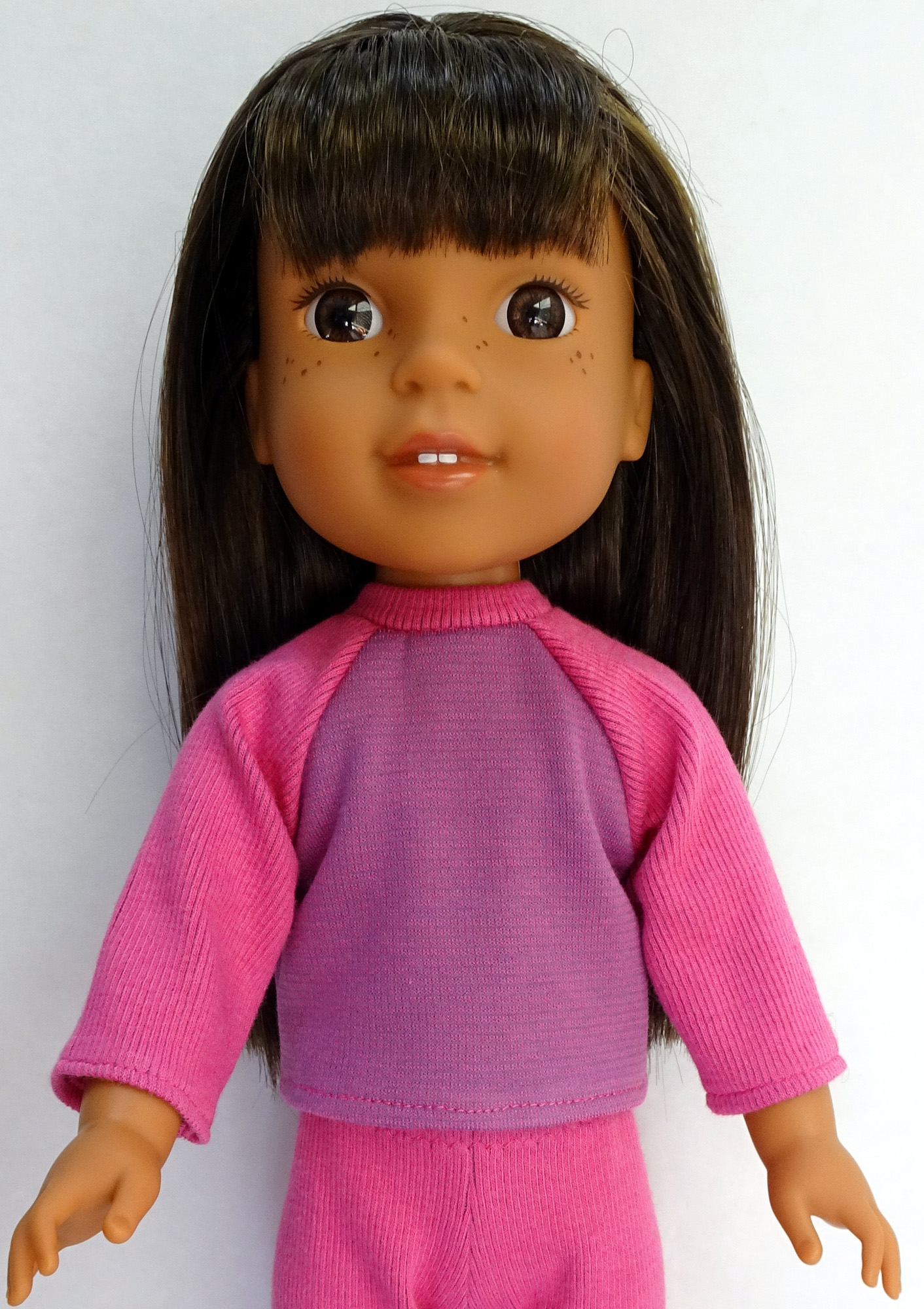 t-shirt pattern Wellie Wishers Doll