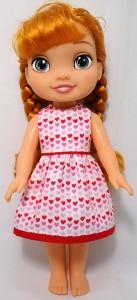 Summer Dress pattern Disney Toddler Doll