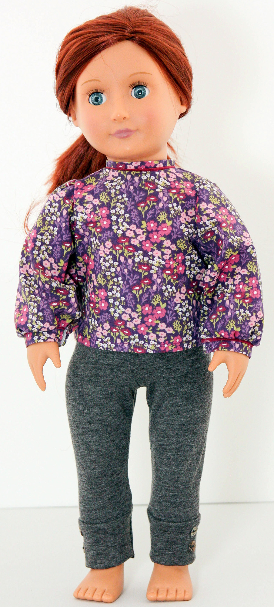 Clare Blouse pattern