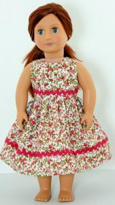 Clare summer dress