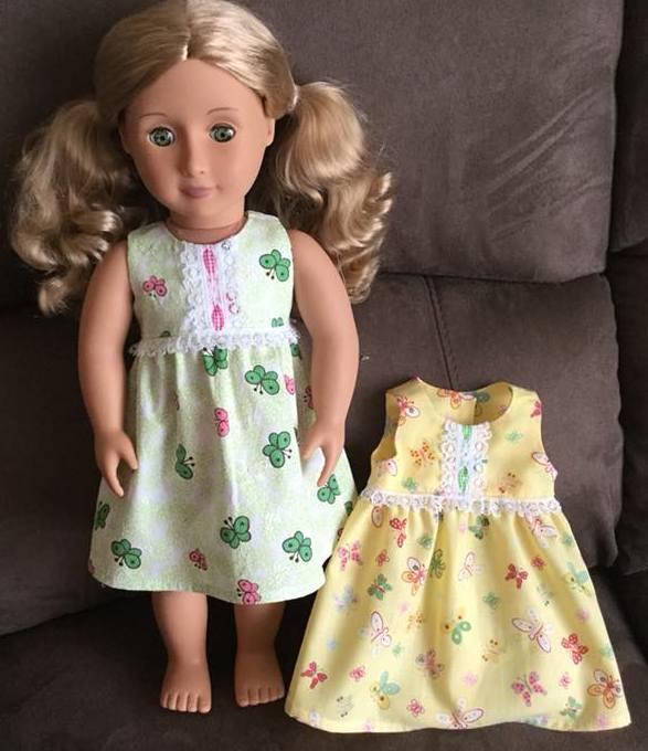 Helen mckee summer dress