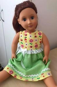 Karen Thomas summer dress