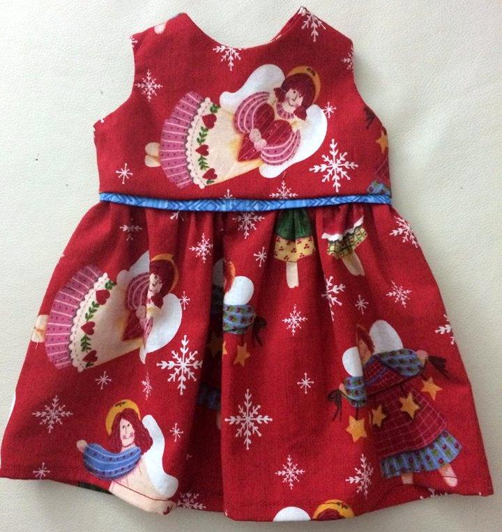 cathy ryan Christmas dress