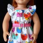 joan fun n frilly dress pattern with belt