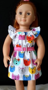 joan fun n frilly dress pattern with belt