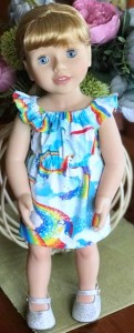 karen thomas fun n frilly unicorn dress pattern