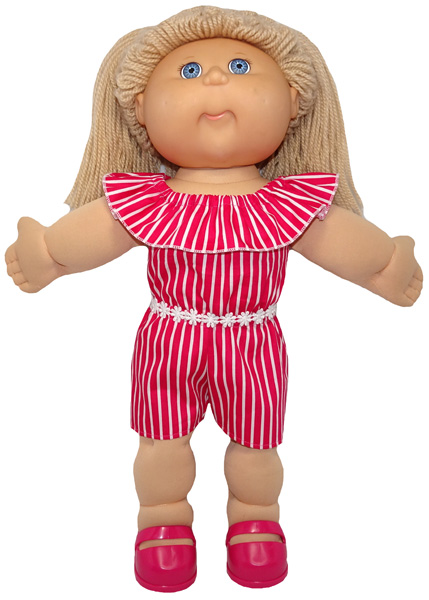 Cabbage Patch Kid Doll Playsuit