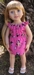 Karen fun n frilly dress pattern