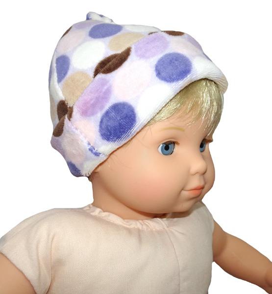 Bitty Baby and Bitty Twins Doll Clothes Pattern Beanie