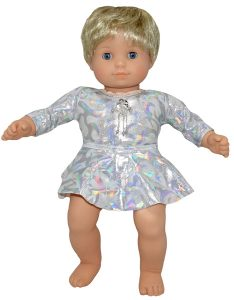 Bitty Baby and Bitty Twins Doll Clothes Pattern ballerina option 1
