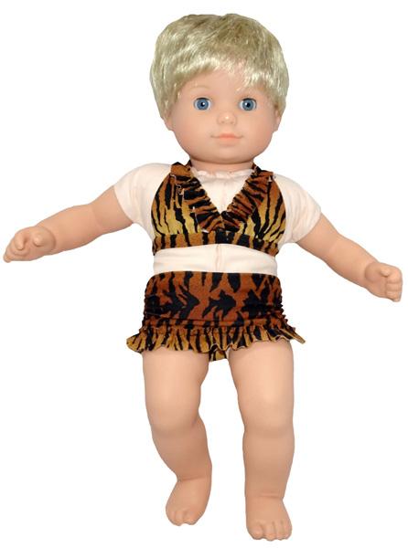 Bitty Baby and Bitty Twins Doll Clothes Pattern bikini