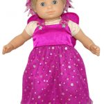 Bitty Baby and Bitty Twins Doll Clothes Pattern Fairy Costume