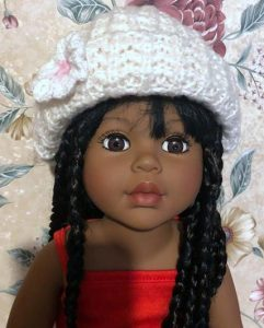 Julia Robertson free beanie doll clothes pattern