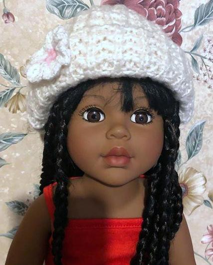 Julia Robertson free beanie doll clothes pattern