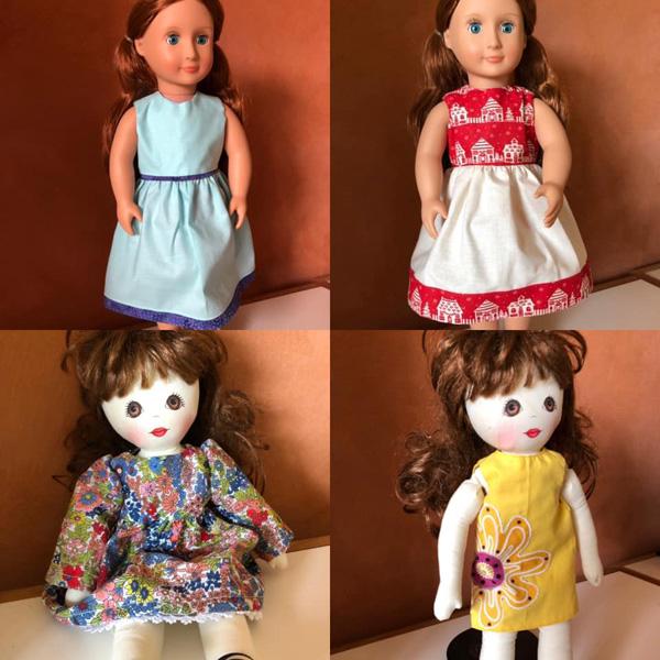 Lyn Duhig summer dress pattern variations