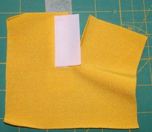 Velcro step 4