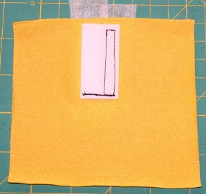 Step 6 Velcro