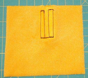 Step 8 Velcro