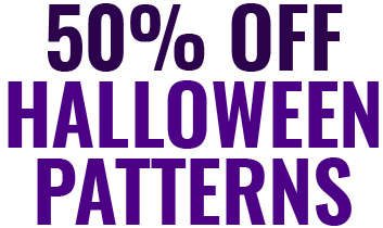 Halloween Doll Clothes Patterns Sale