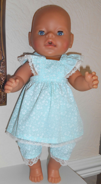 Karen Black pinafore dress