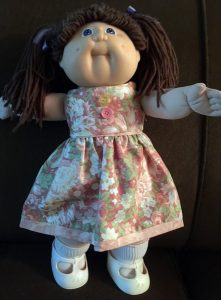 Kay Morrow Cabbage Patch summer dress
