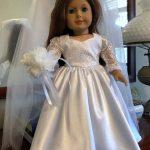 Sharon Thomas Wedding dress