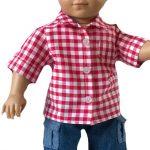 Ruth Kidd Boy doll clothes