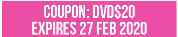 DVD Coupon Code