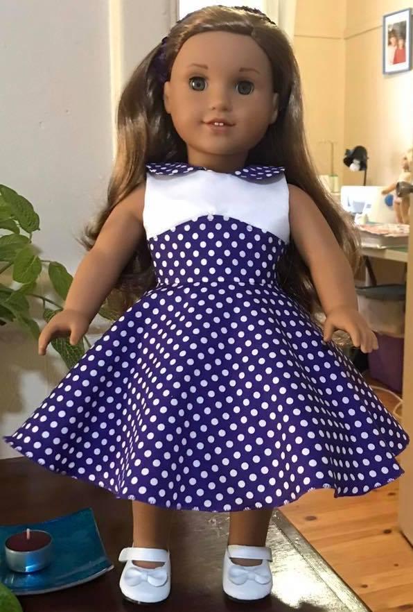 Debra 50's vintage dress