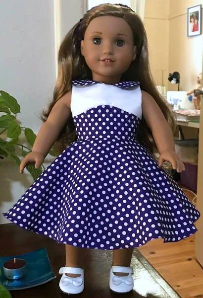 Debra Sharon altered vintage dress