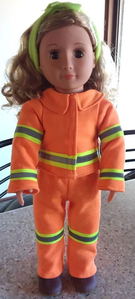 Tina Ferguson emergency worker