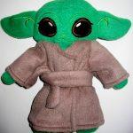 Yoda Coat Witches Costume