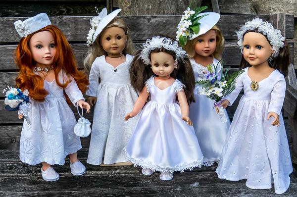 Monica 5 x brides