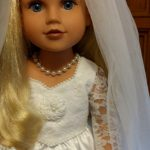 Lace Bodice of Wedding Dress