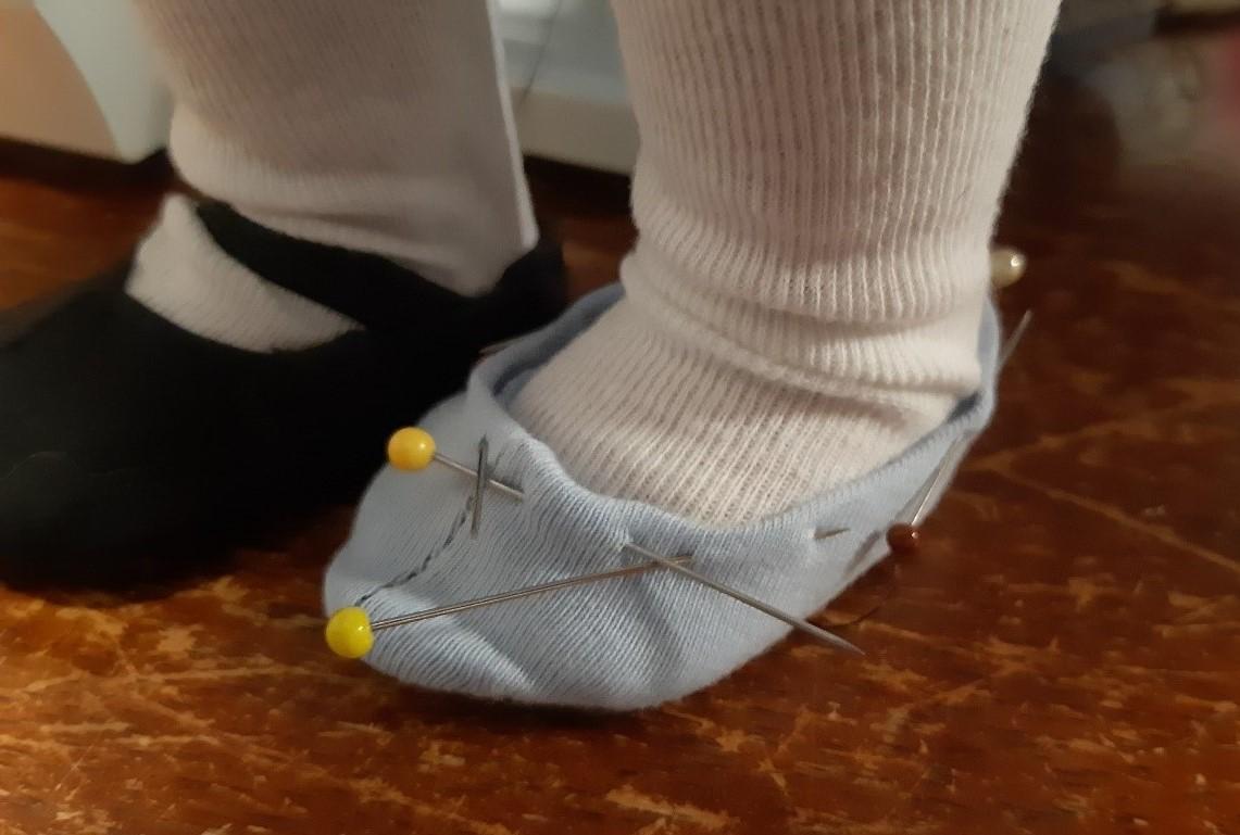10. 3 Way Shoe to Mary Jane