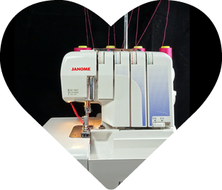 Learn to Sew with your Serger and Overlocker