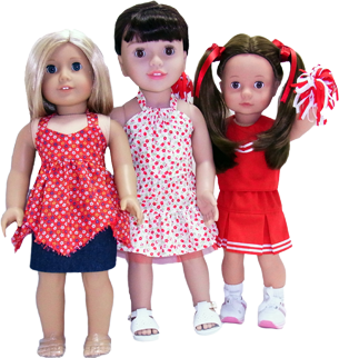 Australian Doll Clothes Patterns